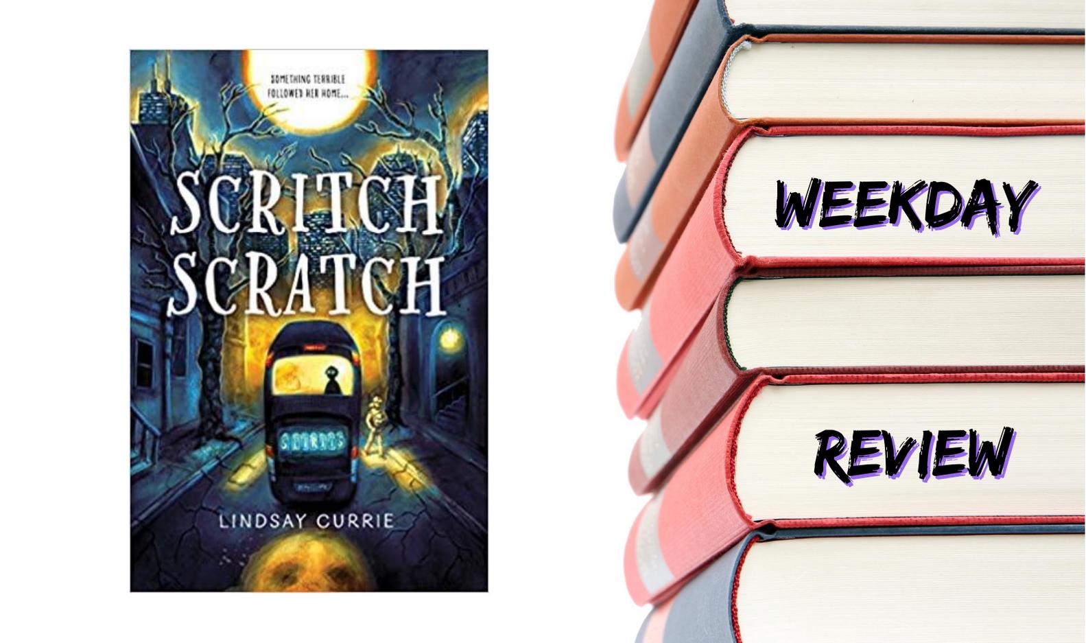 Book Review Scritch Scratch Sloth Reads